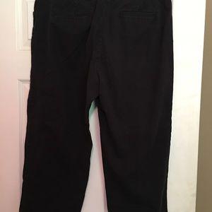 Charter Club Pants - Mint! Charter Club Classic Fit Black Capris